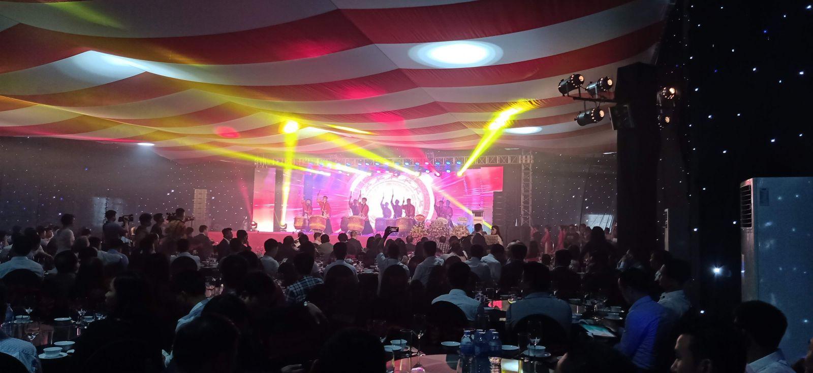 Cho thuê màn hình LED P3 trong nhà tổ chức sự kiện: Hình ảnh tươi sáng, rực rỡ